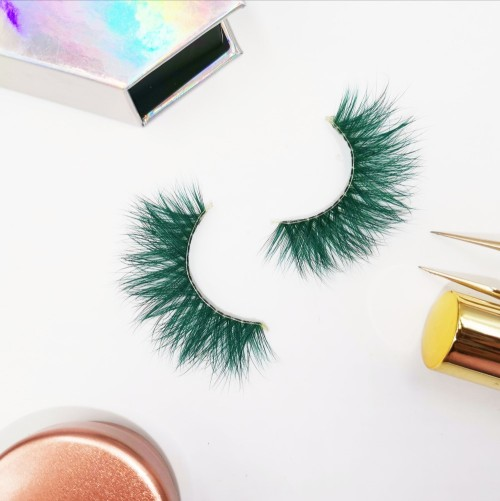 Different Styles Multi Layers 100% Real Hand Made 3d Mink eyelashes strip lashes With Custom Eyelash
