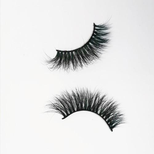 Great Discount Hot Selling 100% Real Handmade 3d Mink Eyelashes real mink fur eyelashes
