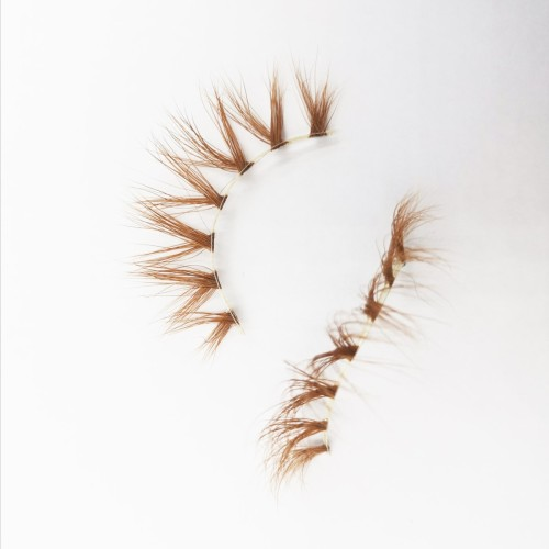 Wholesale Private Label Free Sample Cruelty Free Charming mink eyelashes cruelty free
