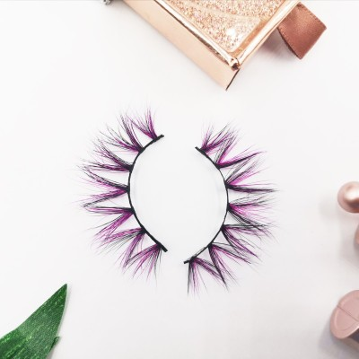 Manufacturers Private Label Custom Package Free Samples 100% private label strip eyelashes