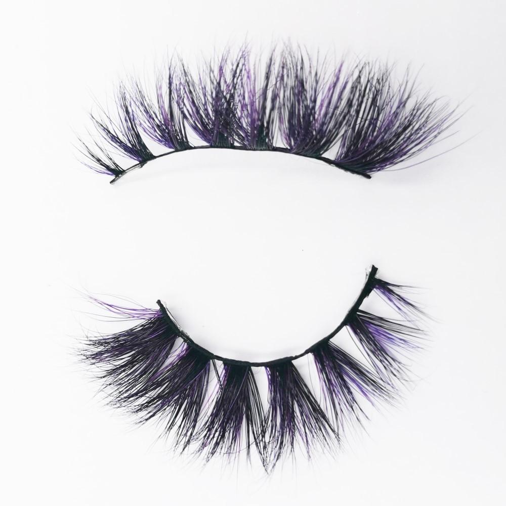 eyelashes mink extensions