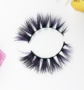 Factory Price Custom Eyelashes Packing Best Selling 100% 3D 5D eyelashes mink custom