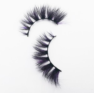 Factory Price Custom Eyelashes Packing Best Selling 100% 3D 5D eyelashes mink custom