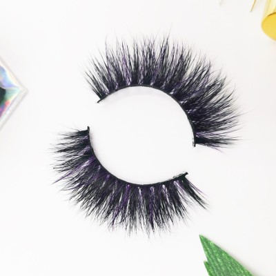 Wholesale custom box private label eyelashes bulk volume lashes handmade multipack eyelashes