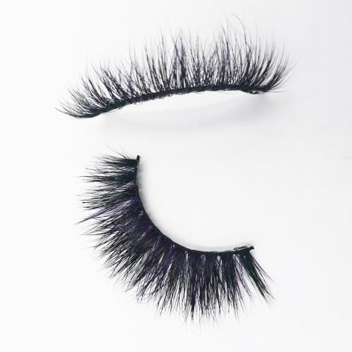 Wholesale custom box private label eyelashes bulk volume lashes handmade multipack eyelashes