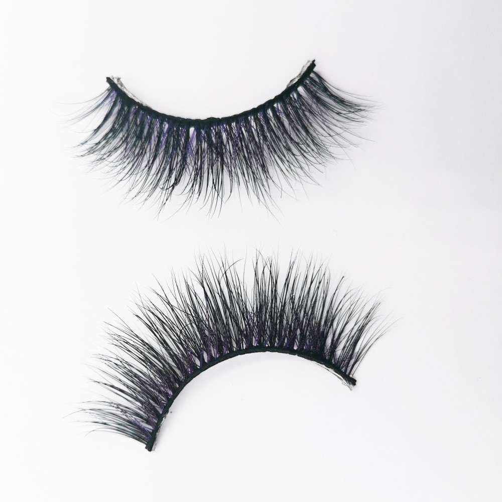 individual eyelashes silk