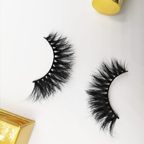 Custom Packaging New Fashion Beauty Private Label Natural Soft custom made eyelashes