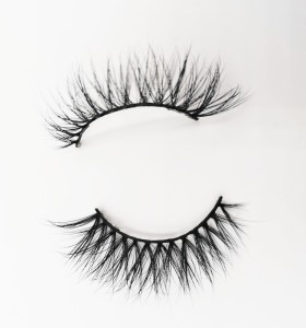 Hot Selling Wholesale Charming Black 100% Hand Made Lashes false eyelashes natural