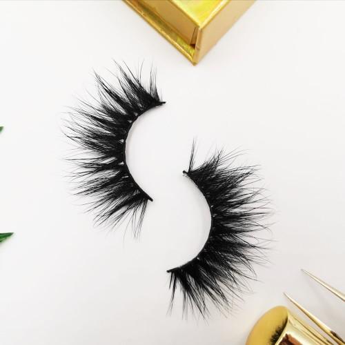 Private Label Thick Custom Made Design Free Sample mink eyelashes glue Own Brand Strip Eyelashes