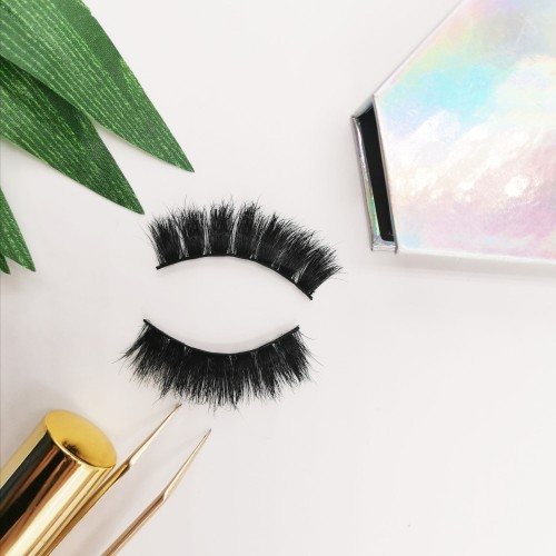 Custom Package Box Private Label Premium Real Lashes Synthetic Hair mink eyelashes wholesale usa