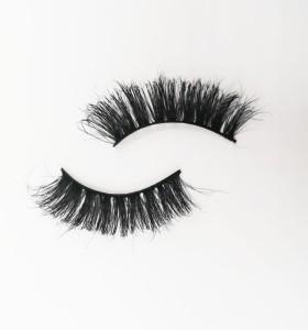 Private Label Custom Eyelash Packaging Box Strip Lashes False Eyelash mink eyelashes london