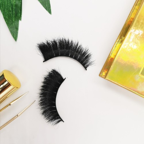 Private Label Custom Eyelash Packaging Box Strip Lashes False Eyelash no label eyelashes