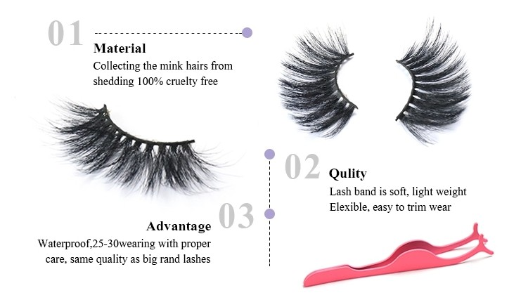 Reusable Synthetic Eyelash