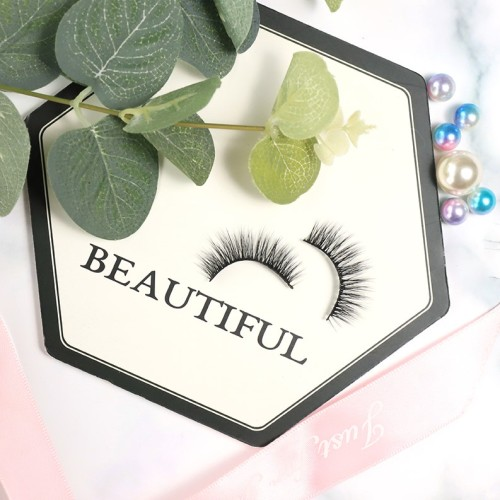 Own Brand Producer Supply Charming Thickness Hand Made Natural Looking mink eyelashes names