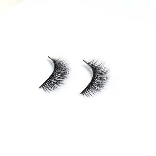 Factory Wholesale Top Quality Pure Custom Packaging Handmade Charming eyelashes customized label