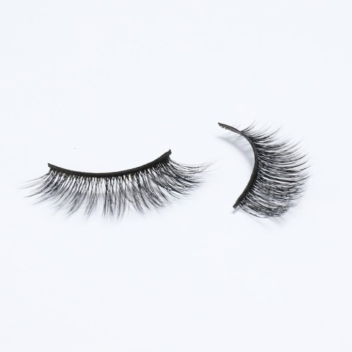 Wholesale Factory Price Unique Beauty Colorful 3d Silk private logo eyelashes