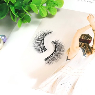 Wholesale Producer Supply Natural Looking Premium Reusable Eyelashes lashes With Packaging Boxes