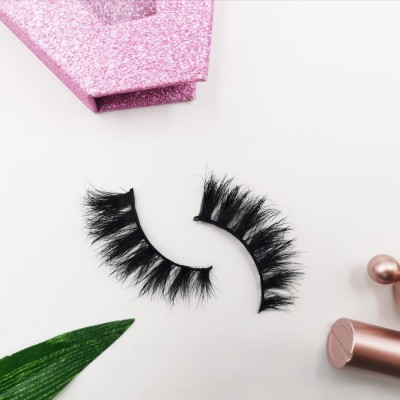 False Eyelash Own Brand New Coming Style Thick Long Real natural looking eyelashes