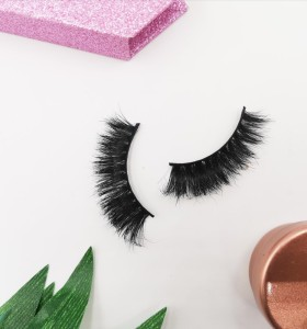 Full Strip Eyelashes OEM High Quality Makeup Thick And Long Lashes mink eyelashes website