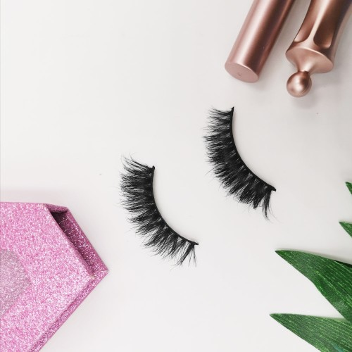 Horse Hair False Eyelashes Natural Looking Premium Hand synthetic lashes meaning