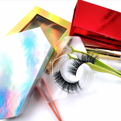 Own Brand Top Quality Custom Package Long Lasting 100% Siberian custom made eyelashes