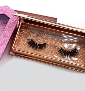 3d Mink Eyelashes Private Label 3d Real Siberian Mink Fur Lashes, Makeup synthetic eyelash manufacturer