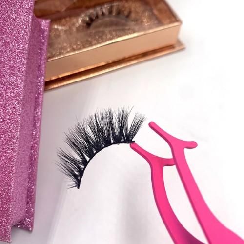 3d Mink Eyelashes Private Label 3d Real Siberian Mink Fur Lashes, Makeup synthetic eyelash manufacturer