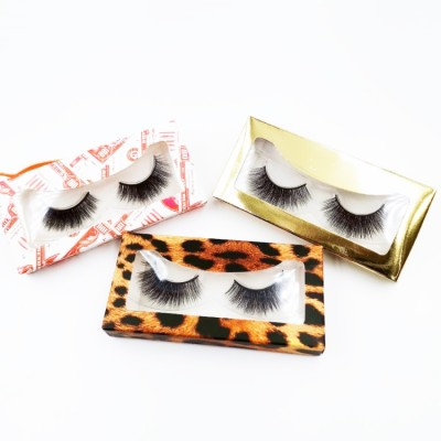 3d Mink Eyelashes Manufacturer Top Grade Private Label Premium red cherry eyelashes wholesale