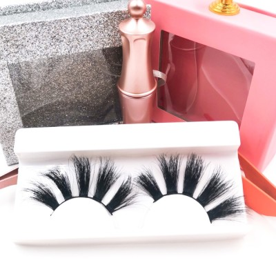 mink eyelashes free shipping Fluffy Bulk Luxury High Volume Private Label Handmade 3d silk eyelashes