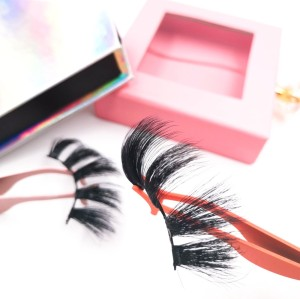 mink eyelashes free shipping Fluffy Bulk Luxury High Volume Private Label Handmade 3d silk eyelashes