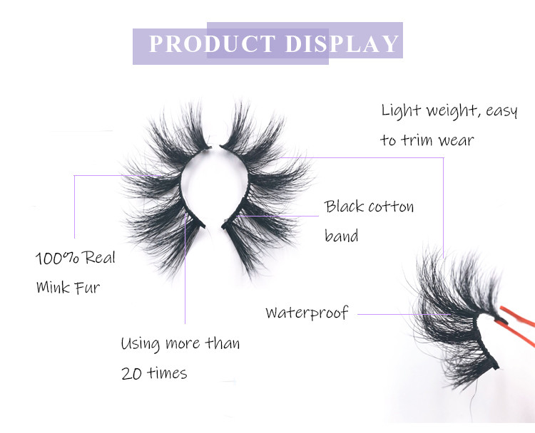 eyelash packaging manufacturer