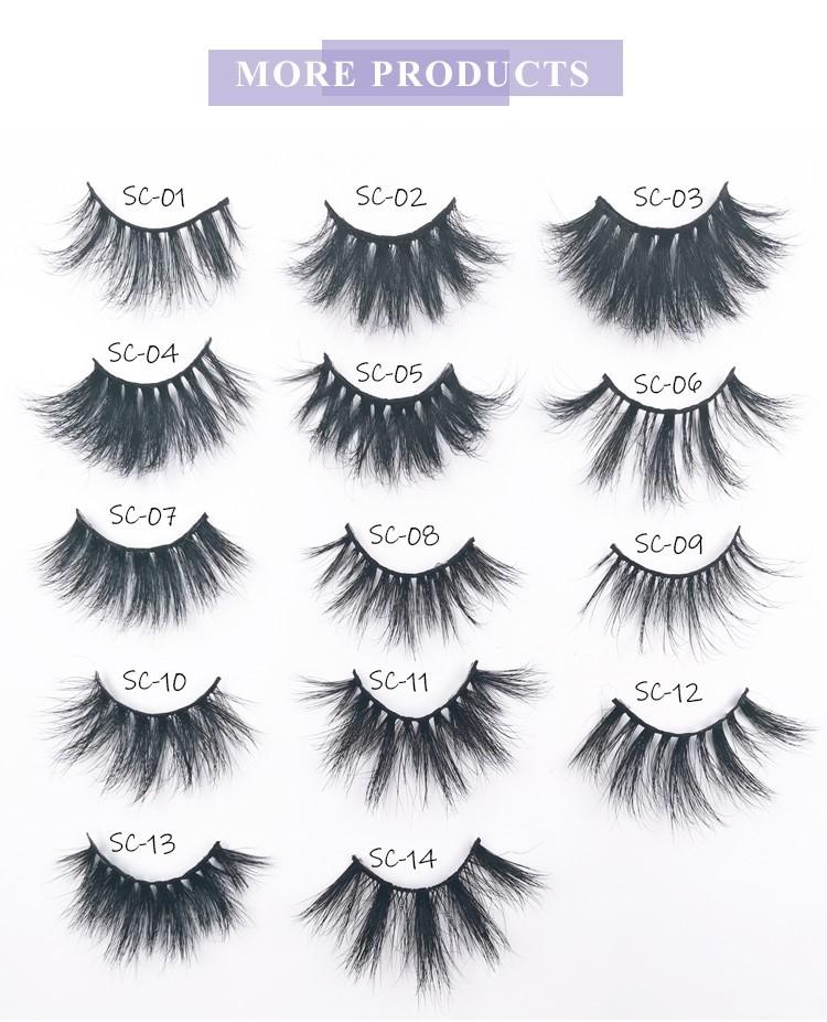 eyelashes wholesale mink