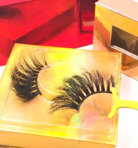 eyelashes wholesale mink 25mm mink EyelashNew Design Many Different Styles Multi Layers lashes For Sale