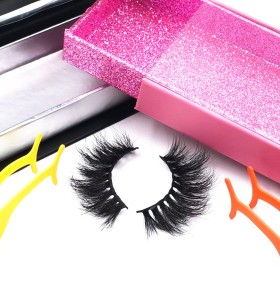 lash packaging in bulk eyelashes private label 25mm natural long mink eyelashes package