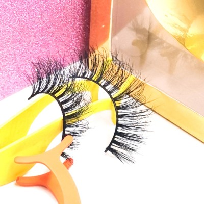 handmade eyelashes 3d mink individual eyelashes extention glue volume lash training online eyelashes with box
