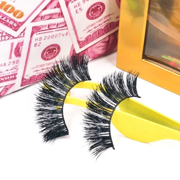 mink eyelashes custom logo mink strip eyelashes extension box false eyelashes 3d private label mink