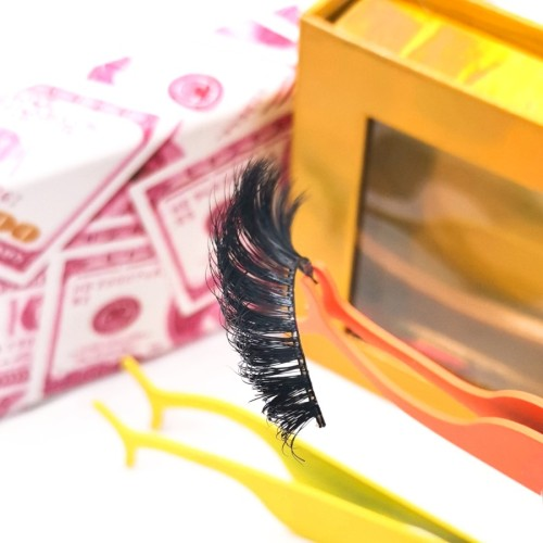 mink eyelashes custom logo mink strip eyelashes extension box false eyelashes 3d private label mink