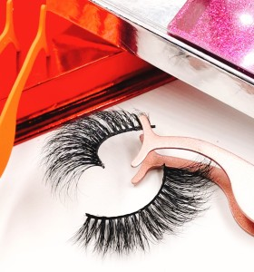 New Design 3d Mink Fur Lashes Manufacturer, Custom glossybox eyelashes Packaging Luxury