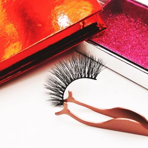 New Design 3d Mink Fur Lashes Manufacturer, Custom glossybox eyelashes Packaging Luxury