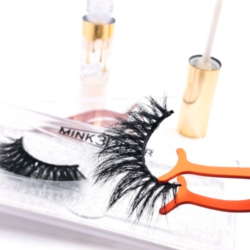 3d mink eyelashes private label mink eyelash real mink lashes false eyelashes faux mink