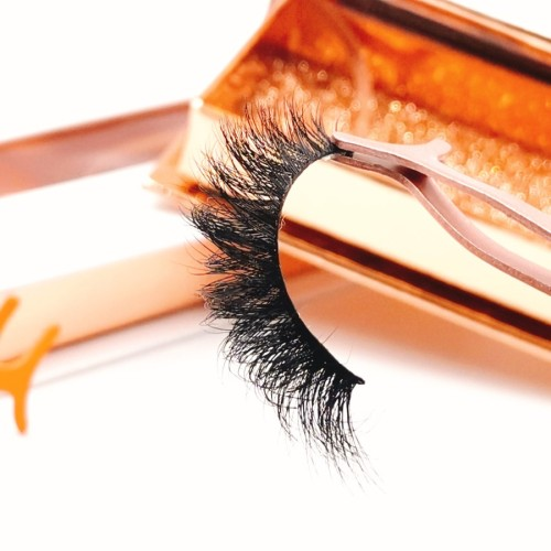 3d mink fur lashes fluffy 3d mink eyelashes 100% hand made natural looking, indonesia eyelashes