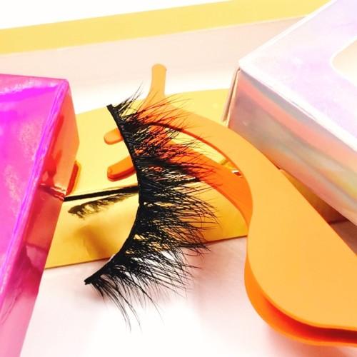 3d mink eyelashes wholesale premium real with customize box packaging  false eyelashes boxes