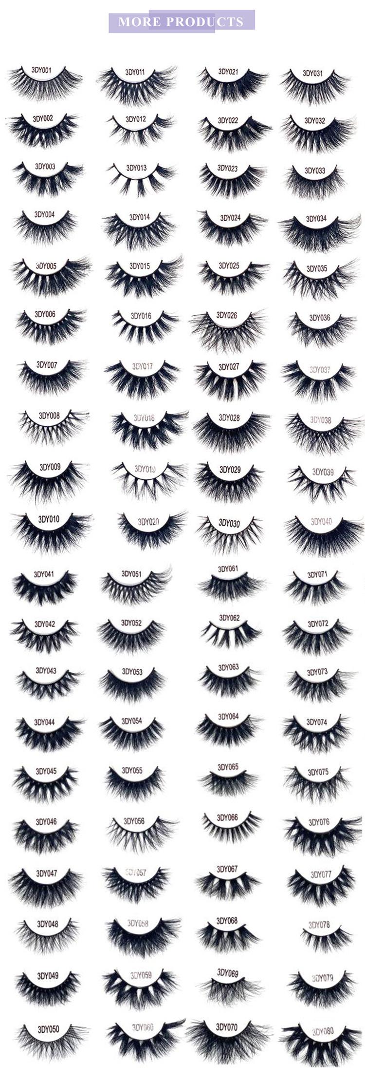 eyelashes pre glued