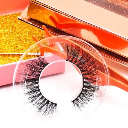Top Quality Private Label Custom Premium eyelashes box design For Wholesale
