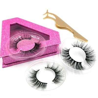 wholesale black band private label private label long with custom label and box false eyelashes natural