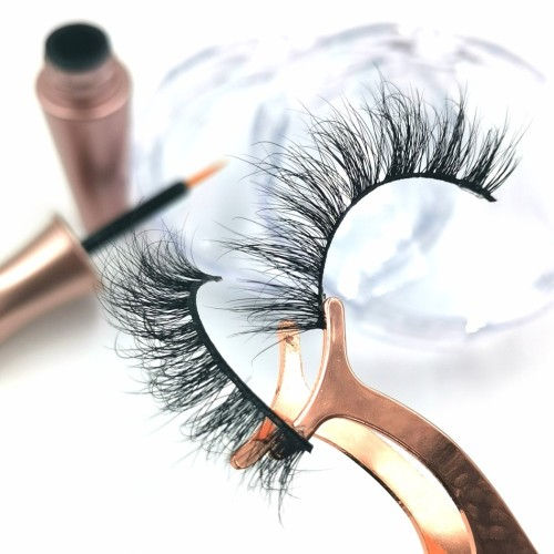 Wholesale Private Label Free Sample Cruelty Free Charming 100% 3d Mink private label eyelashes