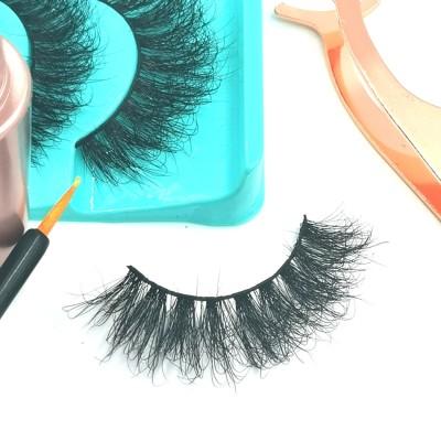 mink eyelashes 100% real twinkle eyelashes pbt synthetic fiber mink individual eyelashes