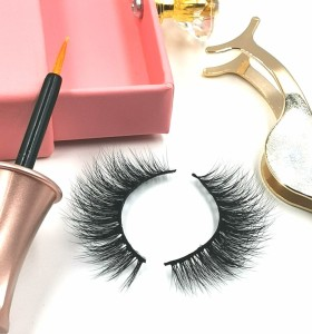 eyelashes mink private label eyelashes package box lashes private label 6d fluffy mink eyelashes