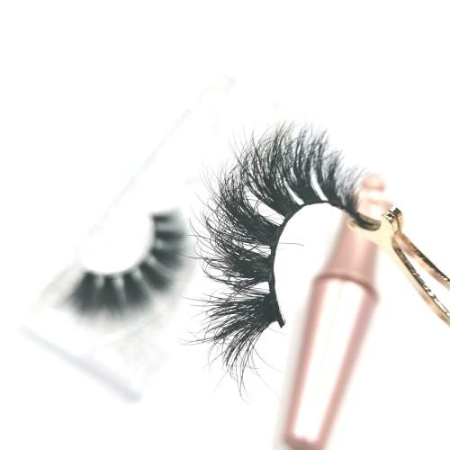 private label eyelashes empty lash packaging boxes lashes private logo 25mm eyelashes mink red cherry eyelashes wholesale