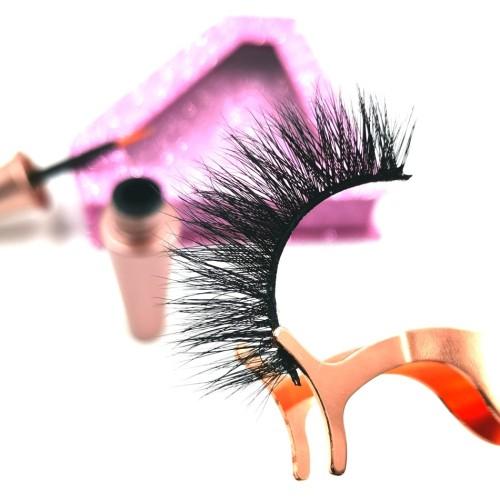3d Eyelash Oem Private Brand Volume Lashes Custom mink eyelashes names